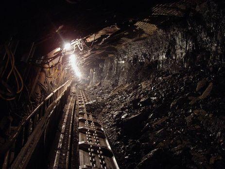 НаДнепропетровщине 440 шахтеров под землей требуют поднятия зарплат