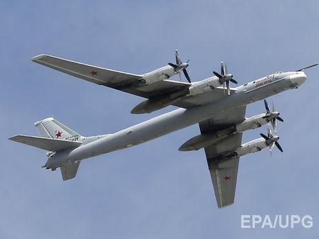 Fox News: ВВС США поднялись наперехват 2-х русских Ту-95