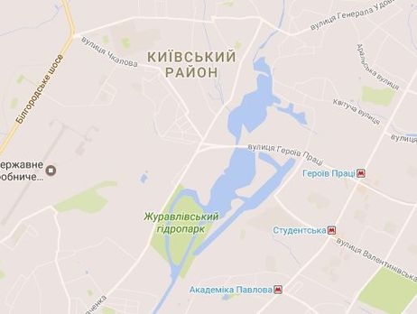 Вхарьковском Гидропарке утонул студент-иностранец