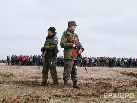 Неменее 600 снарядов выпустила украинская армия поДНР засутки