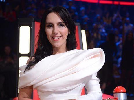 Эстрадная певица Джамала призвала недать столице испортить «Евровидение»
