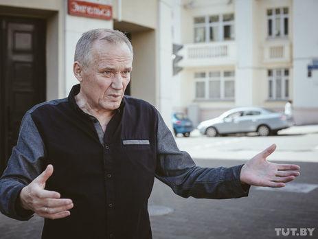 В Белоруссии задержали оппозиционера Некляева
