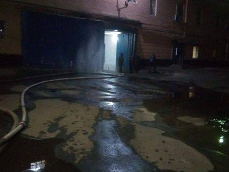 Подопечные Лукьяновского СИЗО едва спаслись отпожара вКиеве— Очищение огнём
