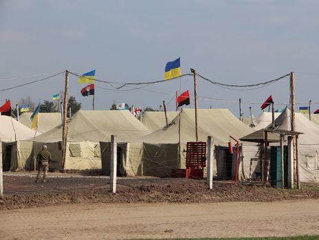 ВХарьковской области военный совершил суицид