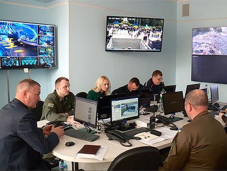 МВД: вУкраинском государстве  наДень Победы задержали 45 человек
