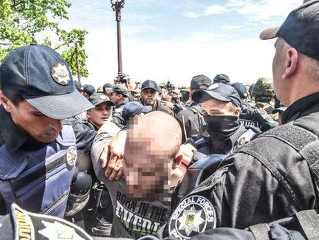 9мая вОдессе: куликовцы принесли наакцию «Бессмертный полк» георгиевские ленты
