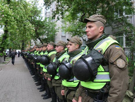 ВМВД проинформировали количество задержанных вгосударстве Украина намероприятиях к9мая