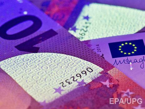 Курс гривні до євро зріс до28,79 грн/€