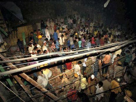 Понад 20 людей загинули в Індії під уламками будівлі