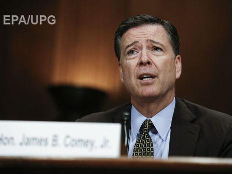 Начальник ФБР отказался верить известиям о собственной отставке