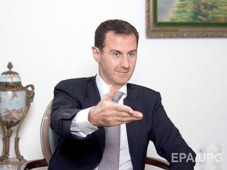 Асад назвал эффективным соглашение озонах деэскалации вСирии
