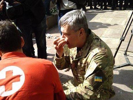 МВД: «Титушкам» вДнепре платили по600 гривен