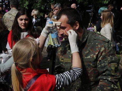 ВГПУ назвали количество подозреваемых вделе остолкновениях вДнепре