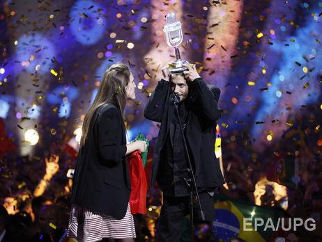 Победитель «Евровидения» Сальвадор Собрал затруднился пояснить свою победу