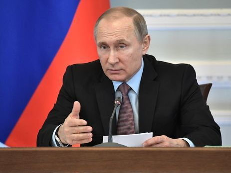 Власти Киева невсостоянии проводить международные конкурсы— Путин
