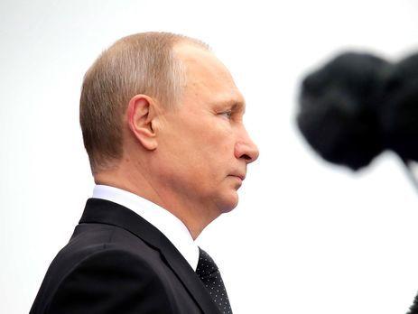 Путин нестал отвечать навопрос обучастии впрезидентских выборах