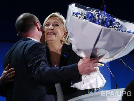Марин ЛеПен возвращается напост главы «Национального фронта»