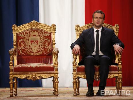 Президент Франції Макрон призначив Едуара Філіпа прем'єр-міністром країни