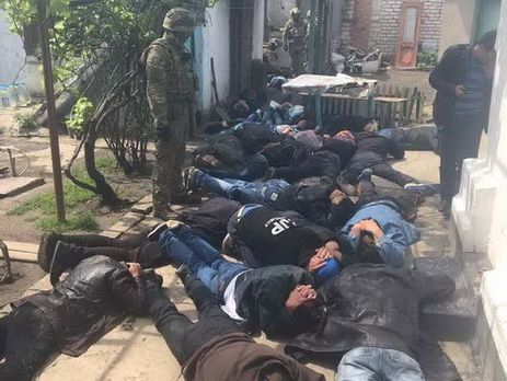 ВНиколаеве СБУ обезвредила банду наркоторговцев, которую прикрывал правоохранитель