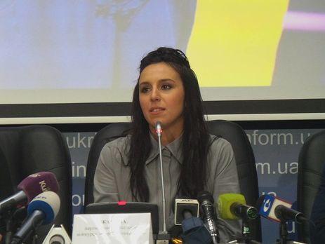 Власти Крыма пригласили приехать вреспублику украинскую эстрадную певицу Джамалу