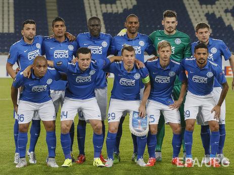 «Днепр» возродится в прошлом составе во 2-ой лиге