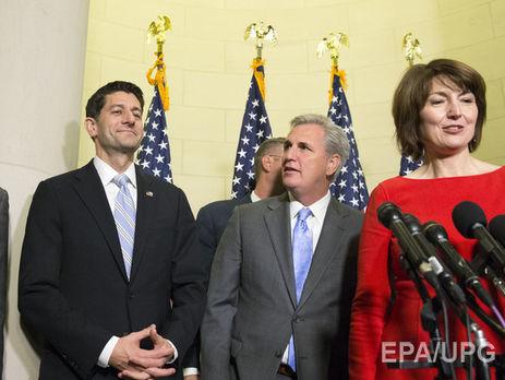 Лидеры Республиканской партии США вели тайные переговоры оДонбассе