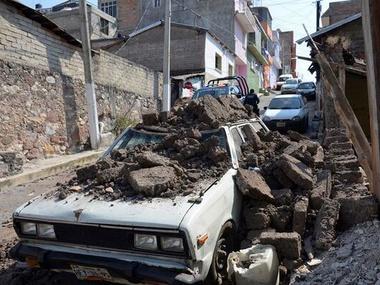 Мексика: жертв от землетрясения становится всё больше