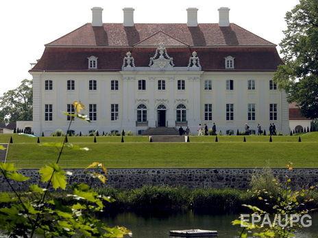 Зустріч двох лідерів пройде в палаці Мезеберг