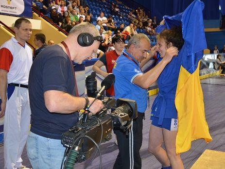 Украинка выиграла золото чемпионата Европы посамбо