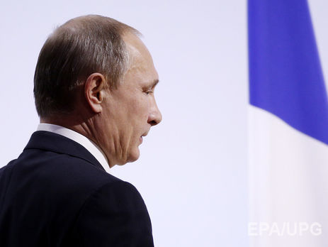 Кремль пообещал вовремя объявить вслучае визита В.Путина вПариж