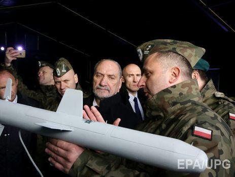 ВПольше приняли присягу бойцы территориальных сил обороны