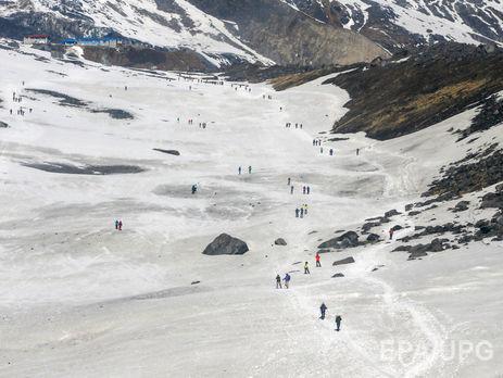 Під час сходження наЕверест загинуло троє альпіністів