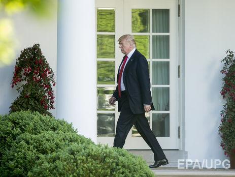 Трамп просив розвідку заперечувати існування змови зросіянами