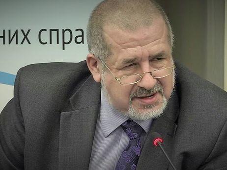 Суд вКрыму запретил Чубарову участвовать в совещании против Чийгоза