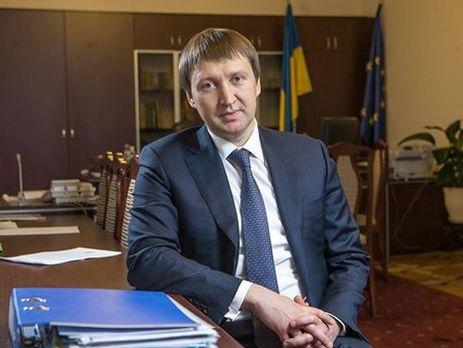 Міністр агрополітики Кутовий подав у відставку