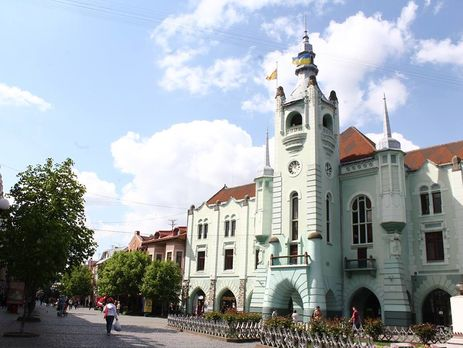 Рада змінила останню букву вназві міста Мукачеве