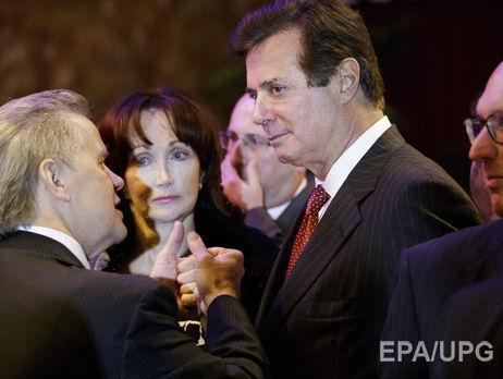 Пол Манафорт помогал кандидатам «Оппоблока» пройти вВерховную Раду после бегства Януковича