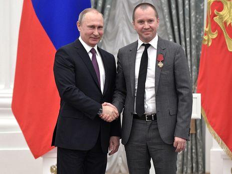 Письмо Путину: Путин вручил награды, ахудрук Театра наций