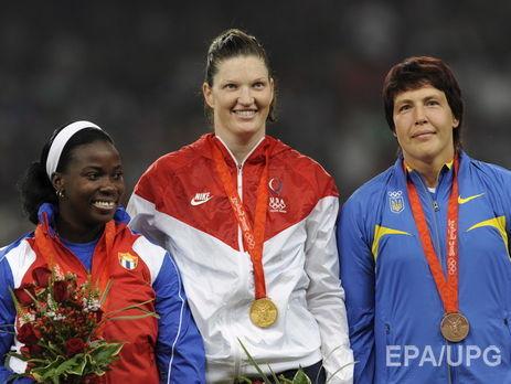 Українська легкоатлетка Антонова визнана срібним призером Олімпійських ігор