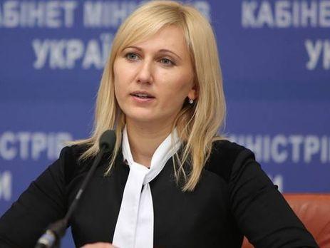 Прикарпатку Христину Юшкевич звільнили зпосади голови Держлісагентства