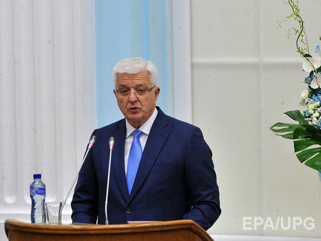 Трамп відштовхнув прем'єр-міністра Чорногорії назаході НАТО