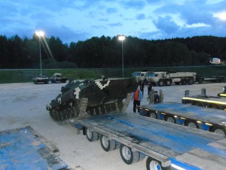 Подразделение ВСУ прибыло научения вГерманию 27мая 2017 12:54