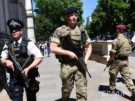 НаБританских островах  понизили уровень террористической угрозы досерьезного