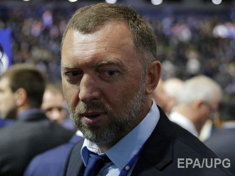 Дерипаска прокомментировал статью вNYT опланах заключить сделку сСША