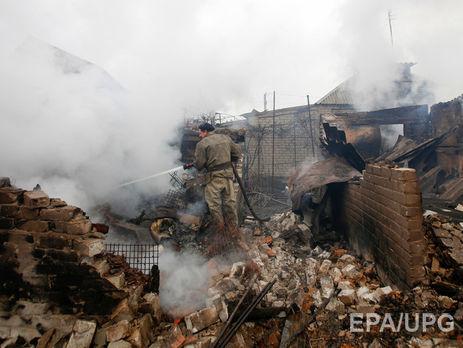 Бойовики обстріляли Авдіївку: Трьох місцевих поранено