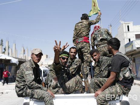 Курди уСирії почали отримувати зброю від США попри протести Туреччини