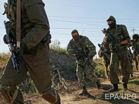 Перемир'я наДонбасі: Бойовики дев'ять разів атакували сили АТО