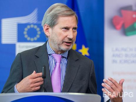 ЕСзапустил программу поподдержке борьбы скоррупцией вУкраине