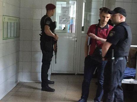 ВКиеве был ранен обвиняемый впокушении наВладимира Путина Адам Осмаев