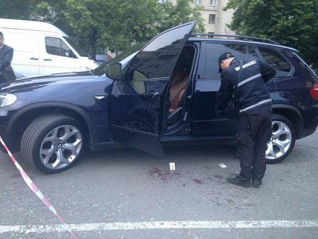 ВКиеве врайоне Харьковского шоссе произошла перестрелка